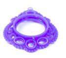 高精度紫蜡珠宝首饰模型打印服务