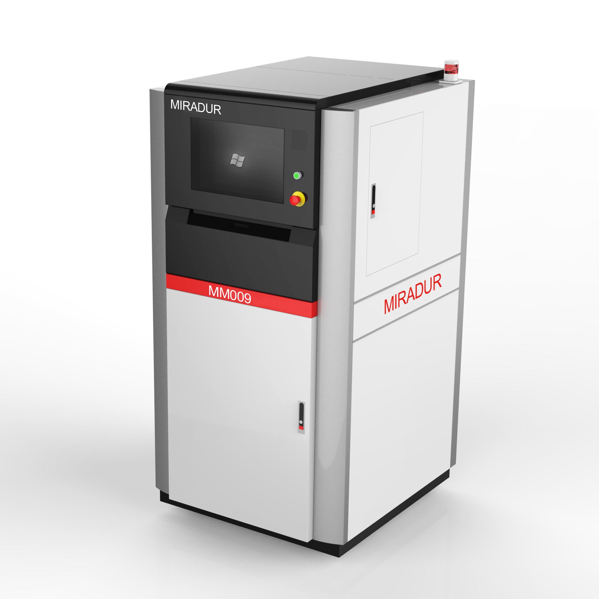 MM009金属3D打印机