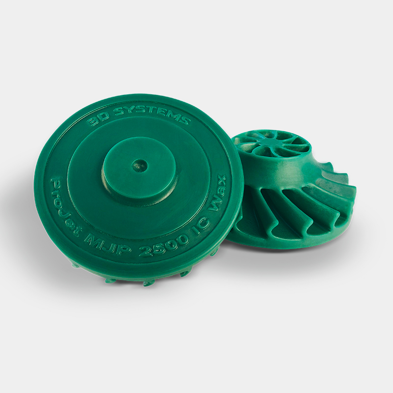 高精度可铸造蜡模打印服务
